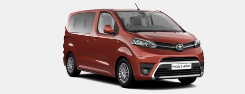 TOYOTA PROACE VIP