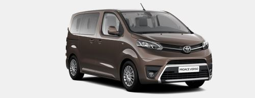 TOYOTA PROACE FAMILY